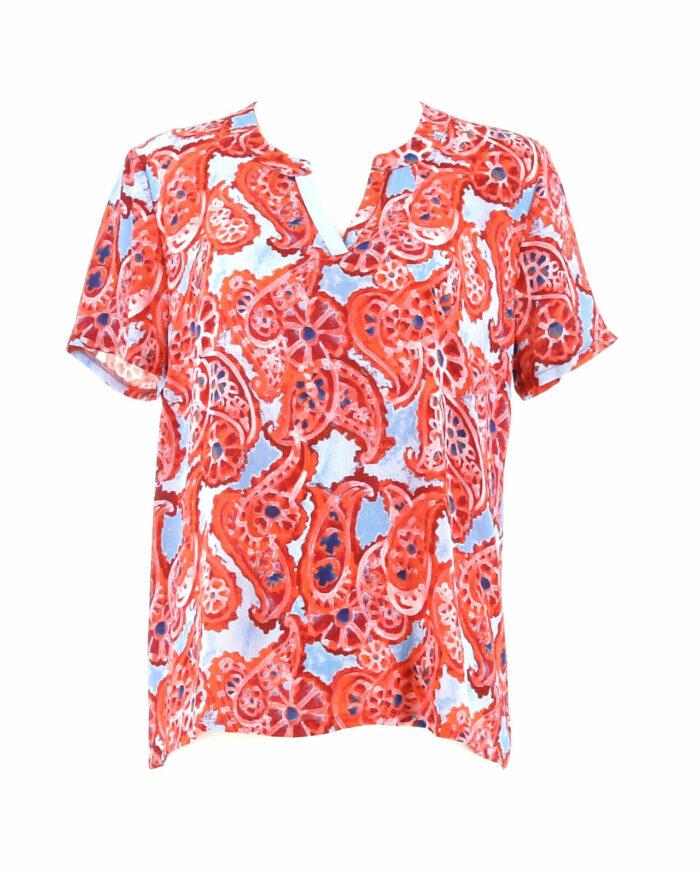 Vlot draagbaar shirt signe nature
