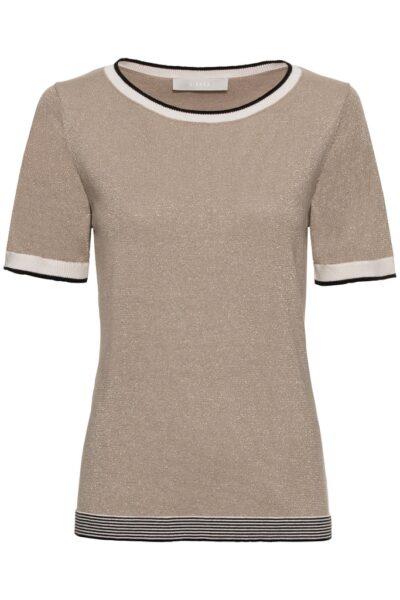 Goudkleurig shirt Bianca