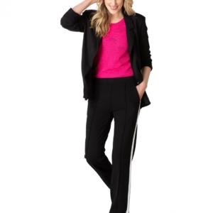 Zwarte blazer Imala Yest