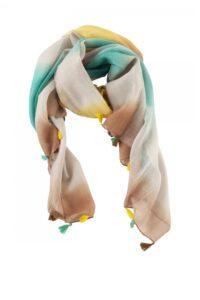 Lichte sjaal Jeanne Yest