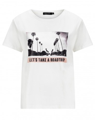 T-shirt LA Ydence