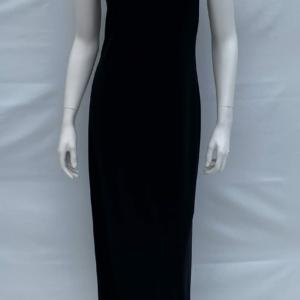 Stijlvol lang kleed batida