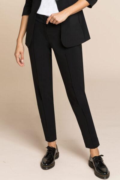 geklede broek zwart bianca