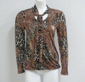 Shirt met lange mouwen batida