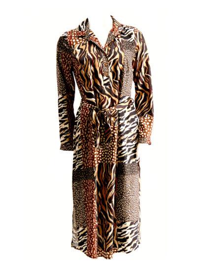 lang kleed met binder signe nature