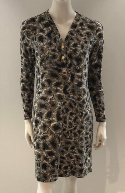 kleedje tijgerprint batida