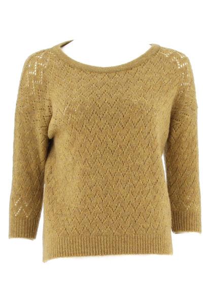 trui met driekwart mouw signe nature