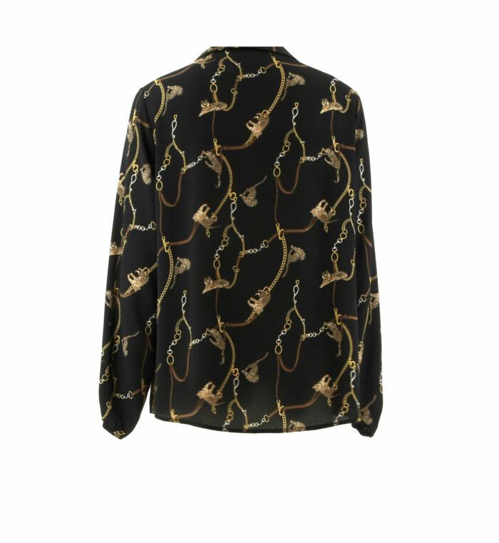 blouse signe nature
