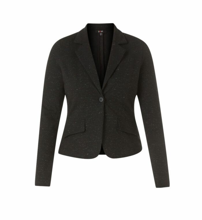 zwarte blazer yest