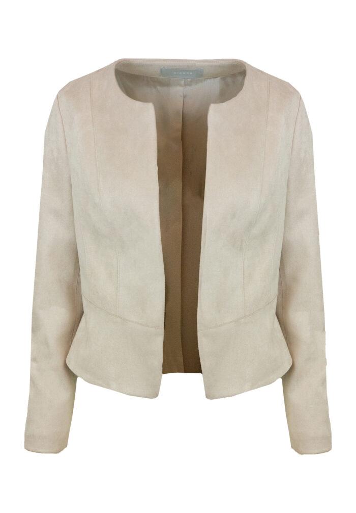 gevoerde blazer bianca