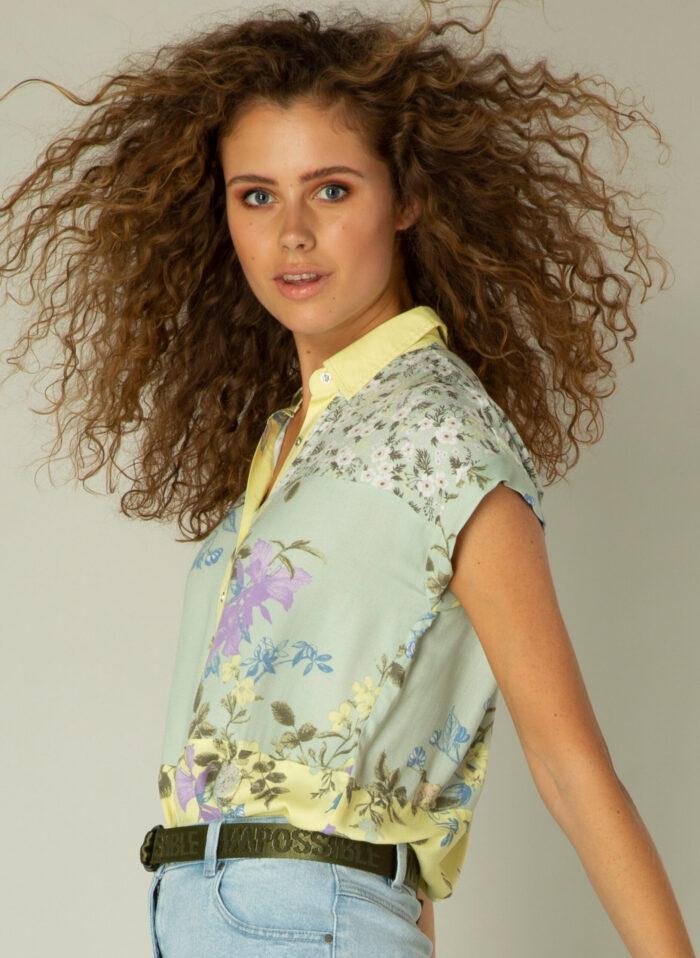 blouse yest