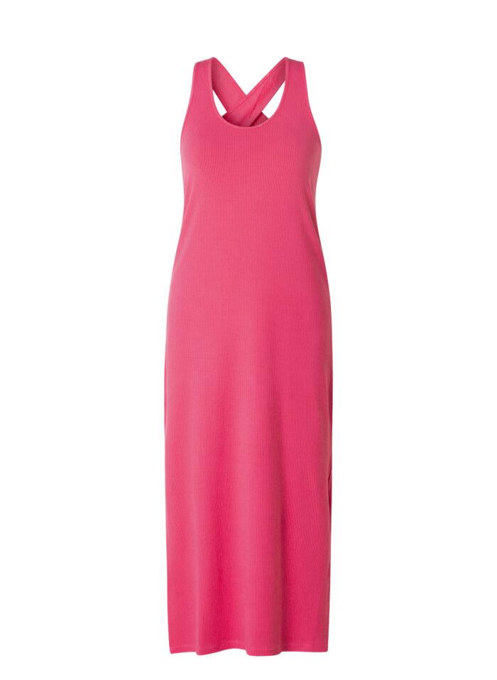 aansluitende jurk yest
