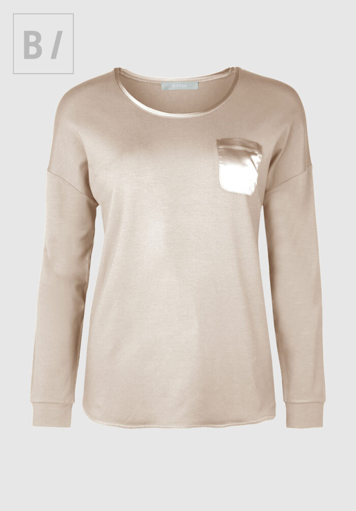 shirt bianca
